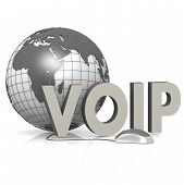 Voip, Globe And Mouse