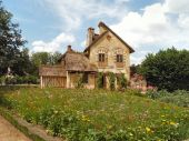 Marie Antoinette's Cottage In Versailles