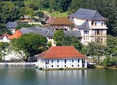 Temple of Tooth Relic, Kandy, Sri Lanka