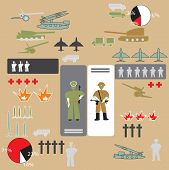 Soldiers Infographic