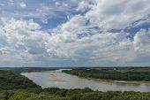 picture of nebraska  - A scenic view of the Platte River in Nebraska - JPG