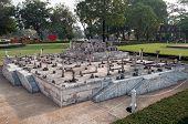 Persepolis In Mini Siam Park