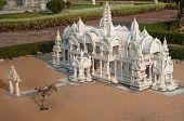 Wat Nicotharam In Mini Siam Park