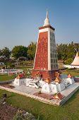Wat Thammamongkhon In Mini Siam Park