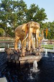 Erawan Elerhant In Mini Siam Park