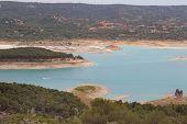 La Alcarria Reservoirs Landscape