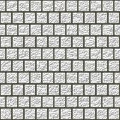 White Glazed Tiles Seamless Generated Hires Texture