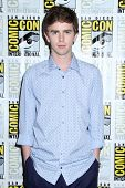 SAN DIEGO - JUL 25:  Freddie Highmore at the
