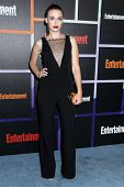 SAN DIEGO - JUL 26:  Holland Roden at the Emtertainment Weekly Party - Comic-Con International 2014