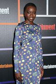 SAN DIEGO - JUL 26:  Danai Gurira at the Emtertainment Weekly Party - Comic-Con International 2014 a