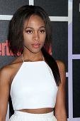 SAN DIEGO - JUL 26:  Nicole Beharie at the Emtertainment Weekly Party - Comic-Con International 2014
