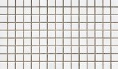 White tile wall background