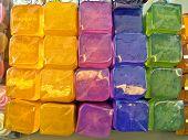 Natural Soap Made In The Factory Fragonard, Grasse, France
