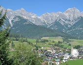 Maria Alm,Salzburger Land,Austria
