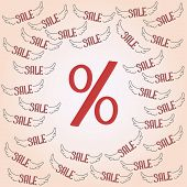 rad percentage discount pattern