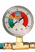 Klimaanlage-Manometer