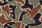 Camouflage seamless