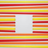 Frame Of Stripes