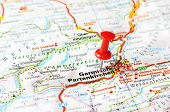 Garmisch Partenkirchen ,austria Map