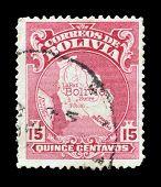 Bolivia 1935