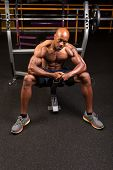Bench Press Weight Training