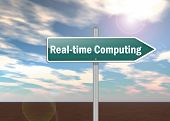Signpost Real-time Computing