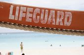 Lifeguard Floating Device Horizontal