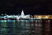 Saint petersburg In The Night