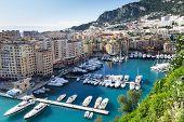 Fontvielle, Monaco