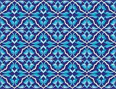 image of ottoman  - seamless background pattern designed by the Ottoman Empire - JPG