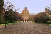 Chernivtsi University (the Former Metropolitans Residence), Ukraine