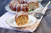 Oat And Coconut Bundt Cake