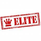 Elite-stamp