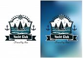 Yacht Club Emblems