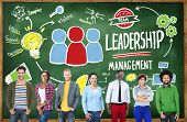 Diversity Casual People Leadership Management Variation Team Concept