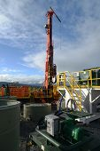 Drilling Rig Set Up