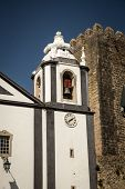 Church in Obidos