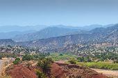 Landscape of Morocco
