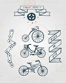 Bicycle items