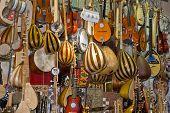 Music Intruments Shop.