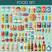 Food Set.