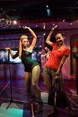 Hi-five With Beyonce