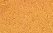 stock photo of mustard seeds  - Close up of Yellow Mustard Seeds arrange as background - JPG