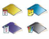 Design Elements 45D. Folders Icon Set