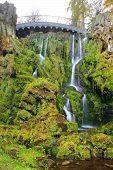 Blurred Waterfall
