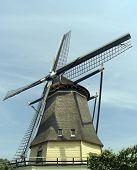 Dutch Windmill 12