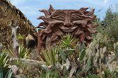 Museo Sitio Inti Nan, Mitad Del Mundo, Ecuador