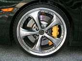 Luxury Sport Wheel And Rim