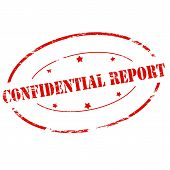Постер, плакат: Confidential Report