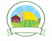 Country Farm Banner